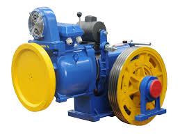 elevator gearbox motor