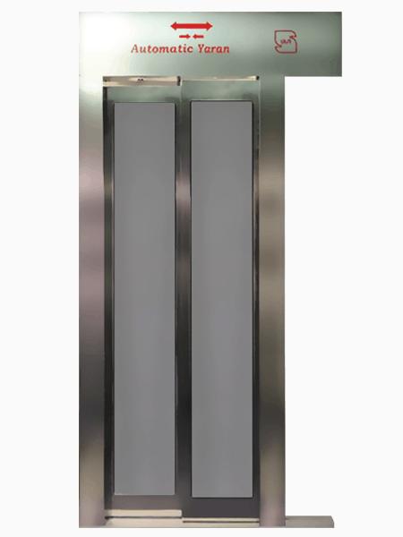 قیمت درب آسانسور